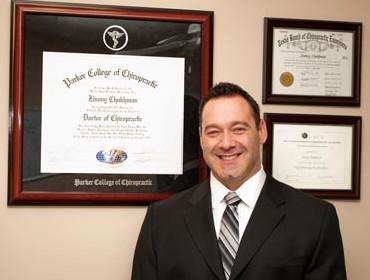 Richardon chiropractor, Dr. Zinovy Chukhman