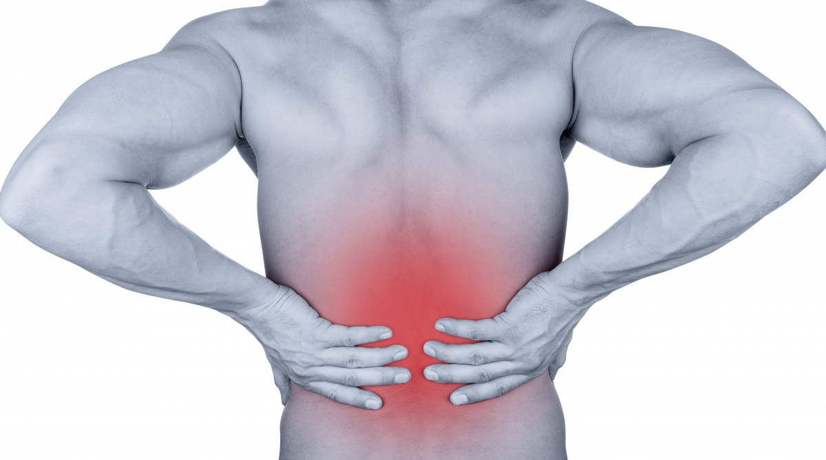 chiropractor in Richardson helps back pain