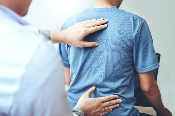 chiropractor alignment problem