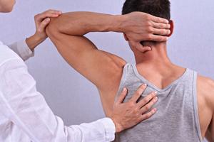 upper back treatment